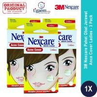 "3M Nexcare Acne Cover ""Ladies Pack"" (Obat Jerawat) - 3 Pack"