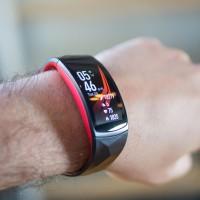 Smartwatch Samsung Gear Fit 2 Pro Original Garansi Resmi