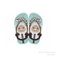 sandal jepit ipanema original baby sheep