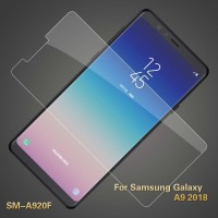 2.5D Tempered Glass For Samsung Galaxy A9 2018 Glass Screen Protector