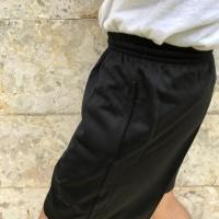 Celana Olahraga MIZUNO Polos Warna Hitam