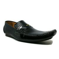 Sepatu Pantofel Kulit Pria LA PERLA - 2858 Hitam