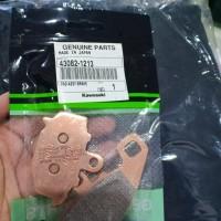 Kampas Rem Belakang ER6N 43082-1213 Pad Assy Brake ORIGINAL