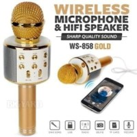 MIC SMULE WSTER WS-858