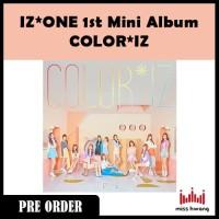 IZONE - COLORIZ 1st Mini Album