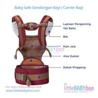 Baby Safe Gendongan Bayi / Carrier Bayi
