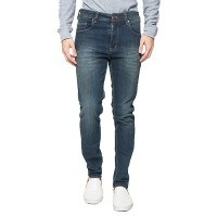 2Nd RED Jeans Pria Celana Jeans Slim Fit Best Seller Blue Grey 133221