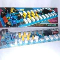 KIT Audio Profesional Amplifier YAMAHA MX 5000 Minus TR 1500 Watt