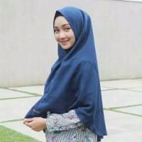 Khimar syari non pet AIRA artamika hijab wolfis jilbab murah kerudung