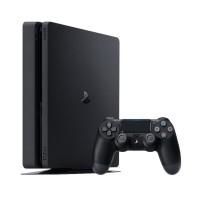 SONY PlayStation 4 PS4 Slim + VR + 1 Casette