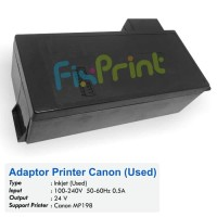 New Adaptor Printer Canon MP198, Power Supply Printer Canon MP 198