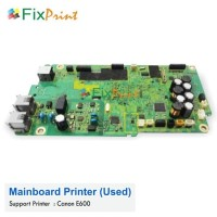 New Mainboard Printer Canon Pixma E600 e600, Board Printer Canon E600