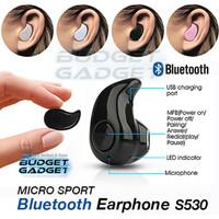 Headset S-530 / Earphone S530 / Earbuds Bluetooth Mini 4.1