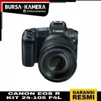 Canon Camera EOS R Mirrorless Digital Camera With 24-105mm Lens