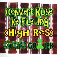 Scan Klise Film Analog Negatif ke JPG HIGH tdk Afdruk Cuci Cetak Foto
