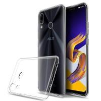 Softcase TPU Transparan Case Back Cover Casing HP Asus Zenfone 5 2018