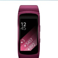 Smartwatch SAMSUNG Gear Fit 2 ( S / Small ) Original - PINK BYsma558
