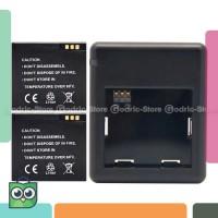 Xiaomi Yi International & China Version Complete Set Baterai/Battery