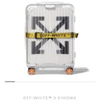 Tas Koper OFF-WHITE X Rimowa Limited Edition Original