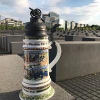 Gelas Bir / Mug Bir / Gelas Antik Langka Made in Germany