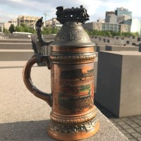 Gelas Bir / Bir Mug / Bierkrug Langka made in Germany