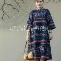 Harga sackdress baju tenun etnik | Pembandingharga.com