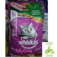 Makanan Kucing WHISKAS TUNA 1KG REPACK