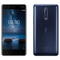 BIG PROMO HP Android Nokia 8 warna Biru