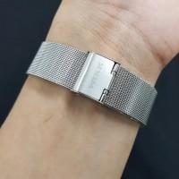 murah jam tangan mike pria elegan diameter kecil jun shop