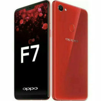 HP OPPO F7 RAM 4GB ROM 64GB GARANSI OPPO - RED, BLACK & SILVER