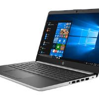 LAPTOP HP 14S-CF0044TX - Core I5-8250U / RAM 4GB / HDD 1TB / VGA R520
