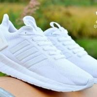 e20f0b0b981 sepatu Adidas Questar Ride full White