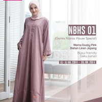 Nibras NBHS 01 Dusty Pink