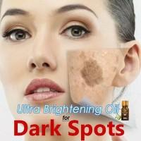 ultra brightening spotless oil face & body menghilangkan segala bekas