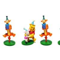 Mainan Anak Action Figure Pajangan Disney Winnie The Pooh Tiger Piglet