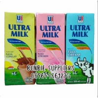 Harga Susu Ultra 200ml Travelbon.com