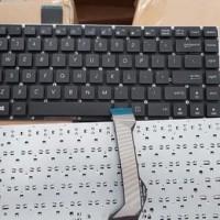 Keyboard Laptop ASUS E402 E402M E402MA E402SA E402S E403SA E402 Black
