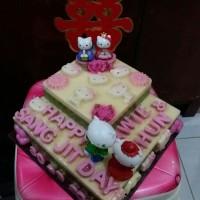 Jual Kue Ulang Tahun Hello Kitty Murah Harga Terbaru 2020