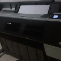 printer plotter epson stylus pro 9900 minus hasil print jelek