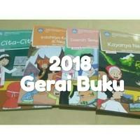 Paket Tematik Kelas 4 SD Revisi 2017 Tema 6 s.d 9 (Semester 2)