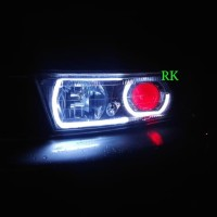 SHROUD PROJECTOR BMW NEW | ANGEL EYE LED BMW NEW | AE LED VAHID NEW