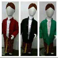 Harga Baju Adat Jawa Anak Laki Laki Hargano.com