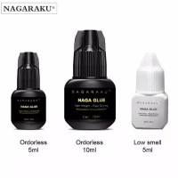 Ready stock lem bulu mata nagaraku naga glue eyelash extension