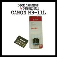 Battery / Baterai CANON NB-11L For IXUS 110 115 130 135 140 14