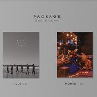 Album BTOB - HOUR MOMENT (Pilih Versi) [CD IMPOR ORIGINAL]