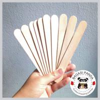 Jumbo Pop Sickle Stick/ Stik Es Krim Besar (1.8cm x 15cm)
