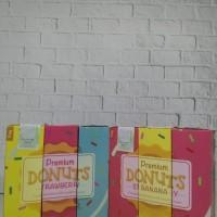liquid vape vapor Premium Donuts 60ml 3mg by Indonesian Juices Donut
