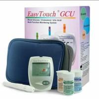PROMO Easy Touch GCU 3in1 Alat Cek Gula Darah Kolesterol dan Asam Urat