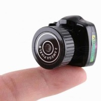 Jual Camera Spy Y2000 Mini DV Video Recorder - Kamera Intai Murah