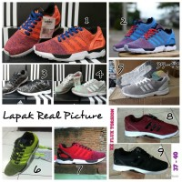 be410b217 SEPATU ADIDAS ZX FLUX SNEAKERS SPORT CASUAL RUNNING FITNESS JOGGING
